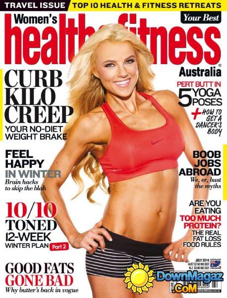 Women's Health & Fitness July 2014