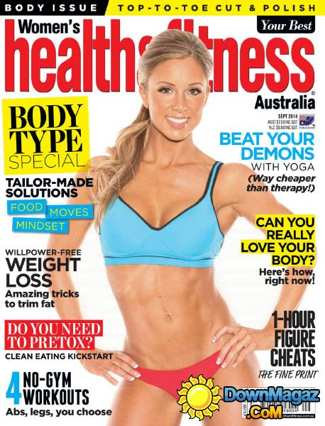Women's Health & Fitness September 2014